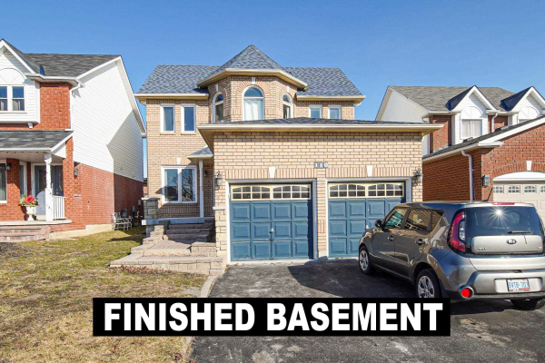 110 Apple Blossom Blvd, Clarington