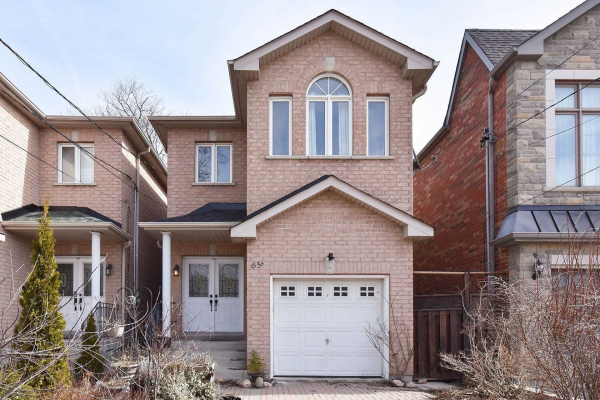 65-A Claremore Ave, Toronto