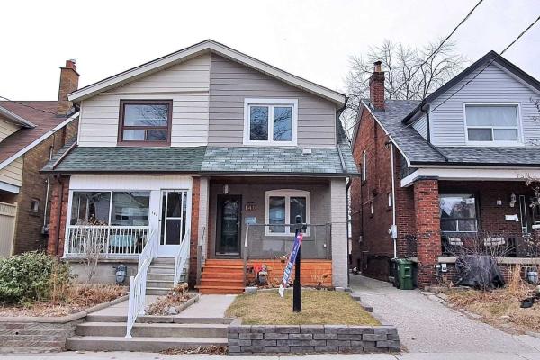 148 Woodington Ave, Toronto