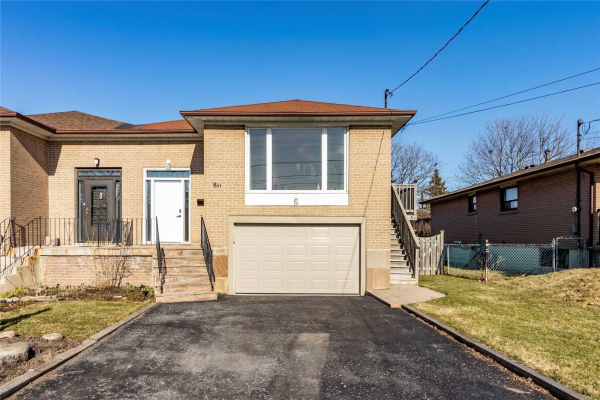 811 Hillcrest Rd, Pickering