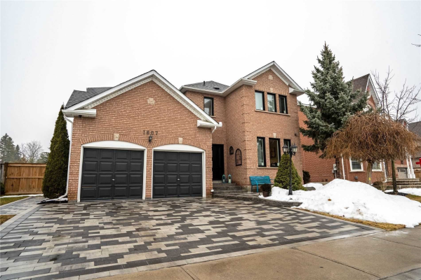 1607 Valley Ridge Cres, Pickering