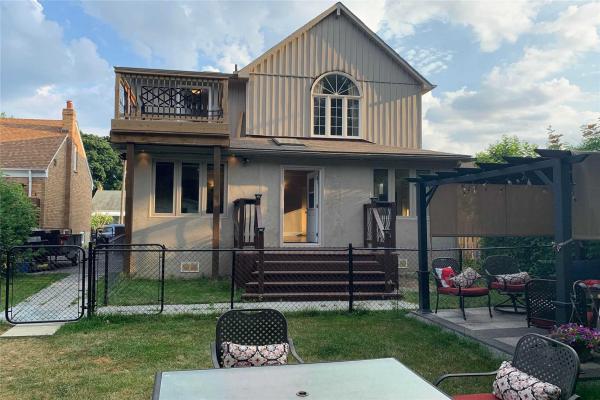 6 Burritt Rd, Toronto