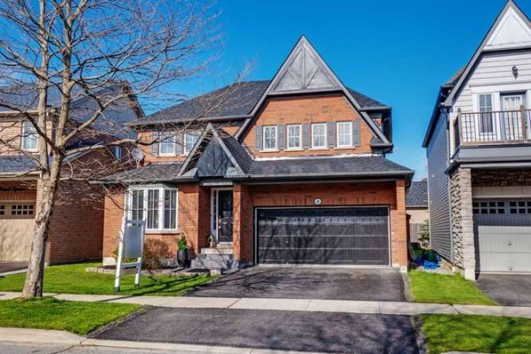 4 Brandwood Sq, Ajax