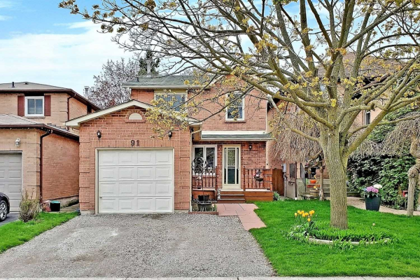 91 Ravenscroft Rd, Ajax