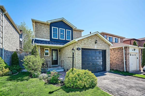 51 Barrett Cres, Ajax