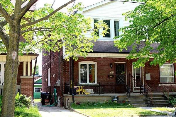485 Strathmore Blvd, Toronto