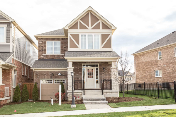 1151 Dragonfly Ave, Pickering