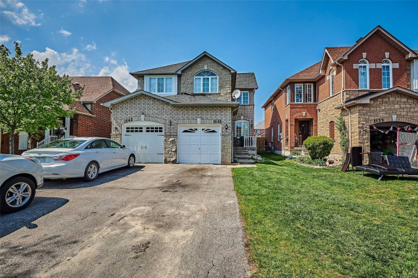 1641 Autumn Cres, Pickering