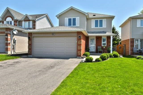 78 Hooper Sq, Clarington