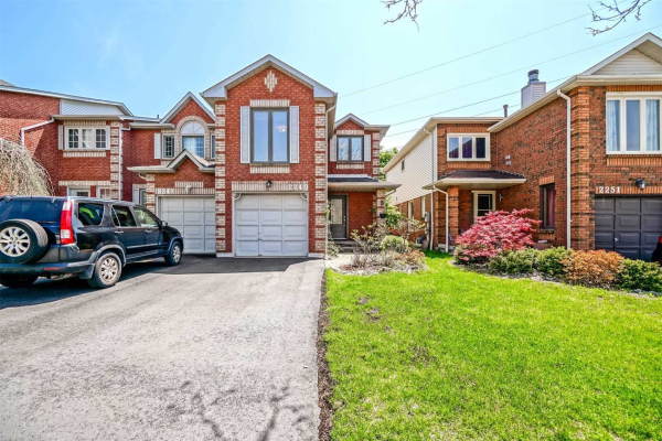 2249 Wildwood Cres, Pickering