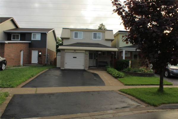 1617 Alwin Circ, Pickering