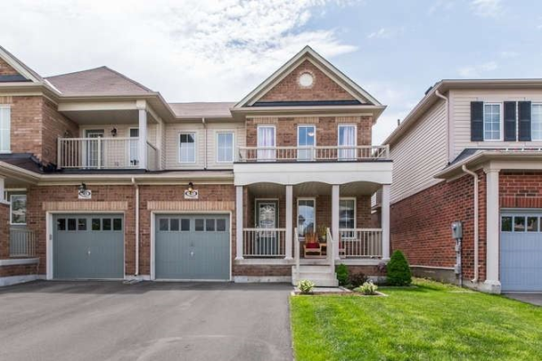 47 Sidney Rundle Ave, Clarington