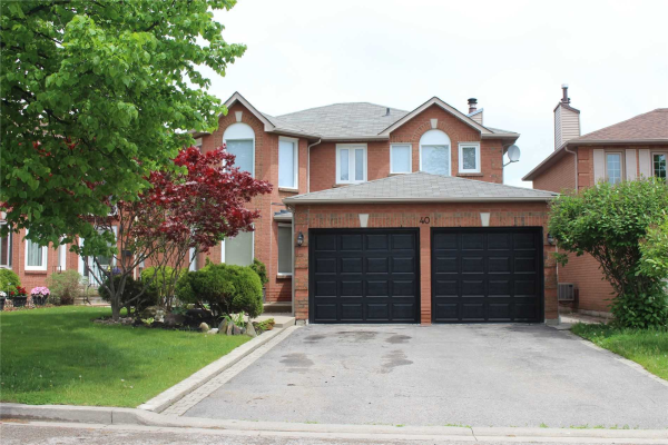40 Hearne Cres, Ajax