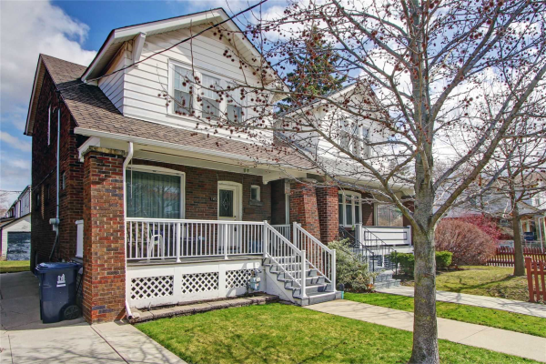 143 Dewhurst Blvd, Toronto