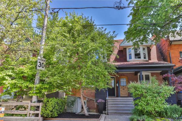 579 Logan Ave, Toronto