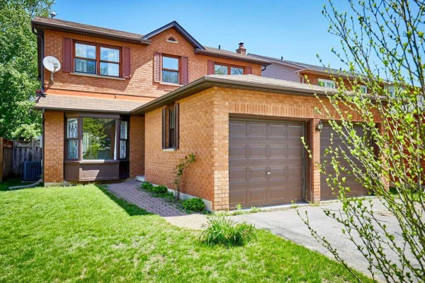 206 Wilcroft Crt, Pickering