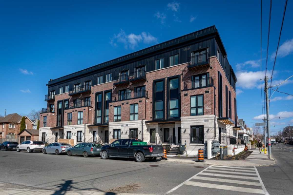 100 Coxwell Ave, Toronto