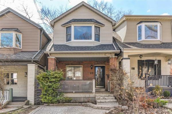 88 Glenmore Rd, Toronto