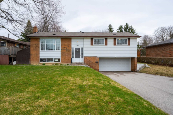 50 Burningham Cres, Ajax