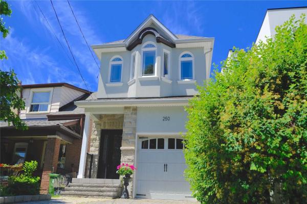 250 Gledhill Ave, Toronto