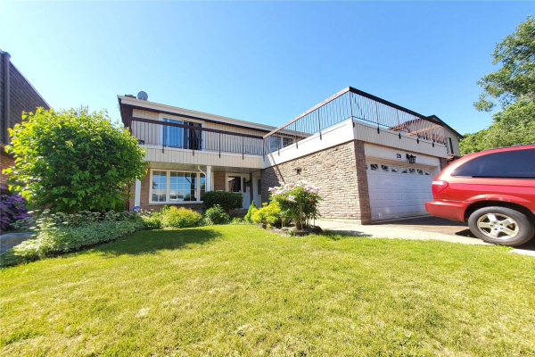 1719 Wollaston Crt, Pickering
