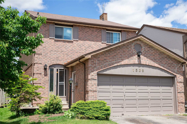 1539 Woodruff Cres, Pickering