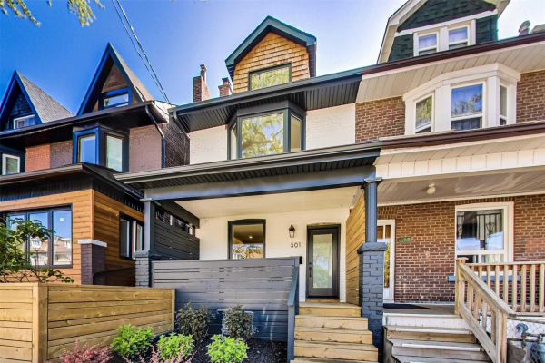 501B Carlaw Ave, Toronto