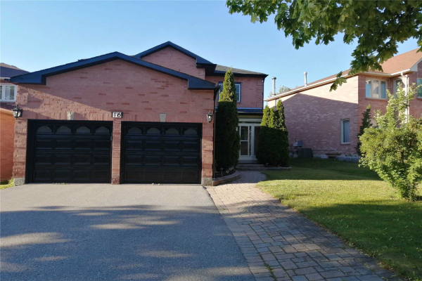 16 Willcocks Cres, Ajax