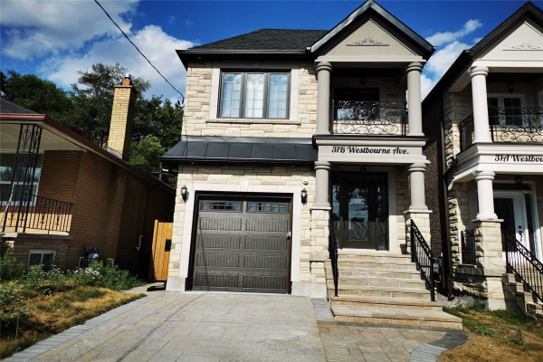 31B Westbourne Ave, Toronto