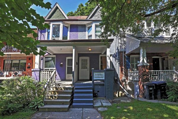 42 Rhodes Ave, Toronto