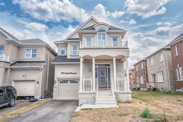 1075 Foxtail Cres, Pickering