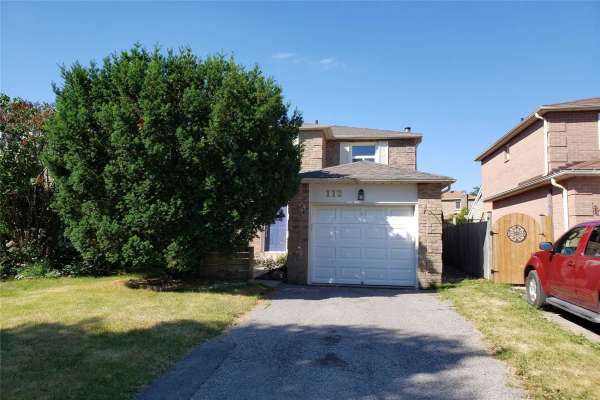 112 Delaney Dr, Ajax