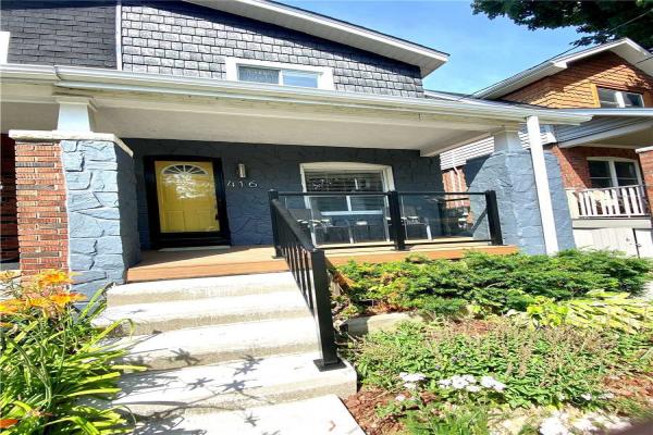 416 Jones Ave, Toronto