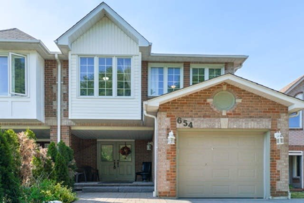654 Graceland Crt, Pickering