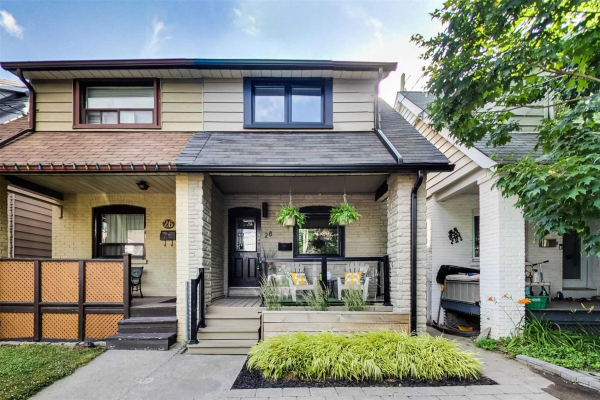 28 Larchmount Ave, Toronto