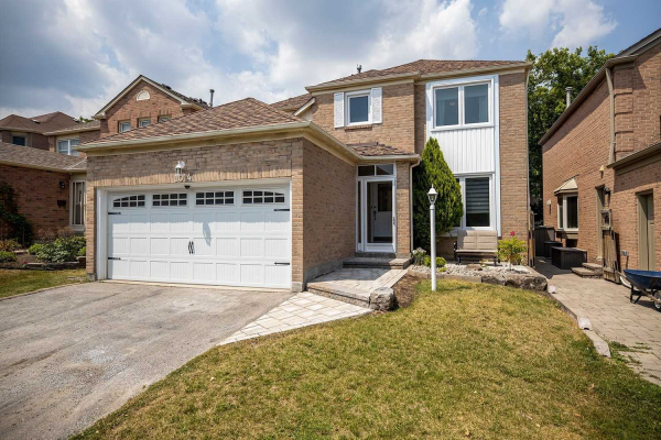 1014 Maury Cres, Pickering