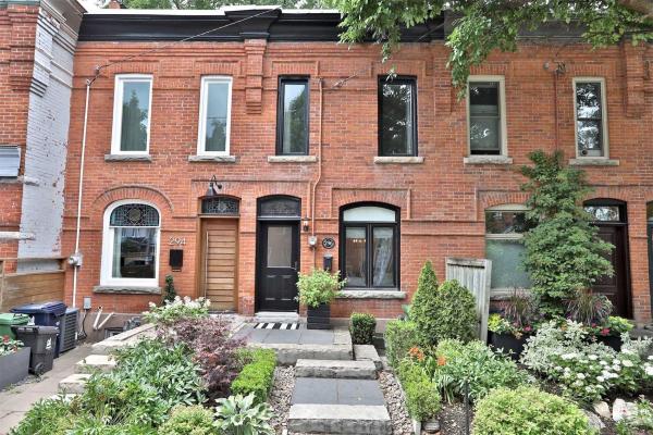 296 Logan Ave, Toronto