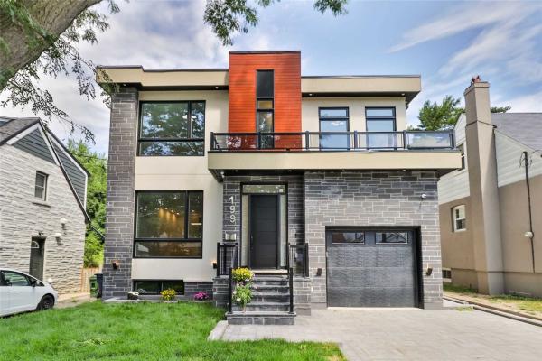 199 Randall Cres, Toronto