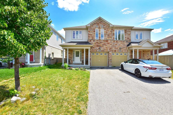 38 Warnford Circ, Ajax