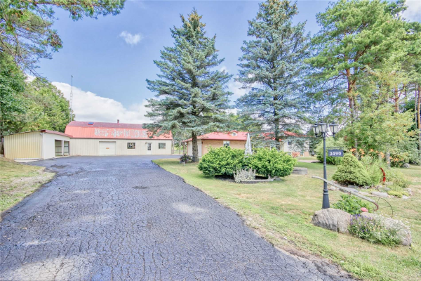 3490 9th Concession Rd, Pickering