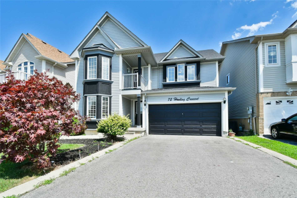72 Howling Cres, Ajax