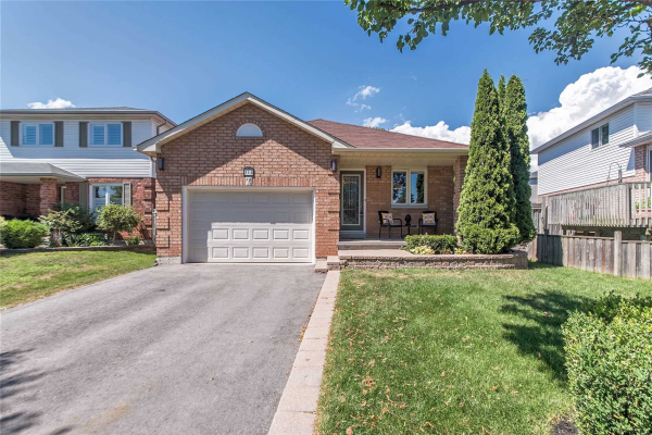 114 George Reynolds Dr, Clarington