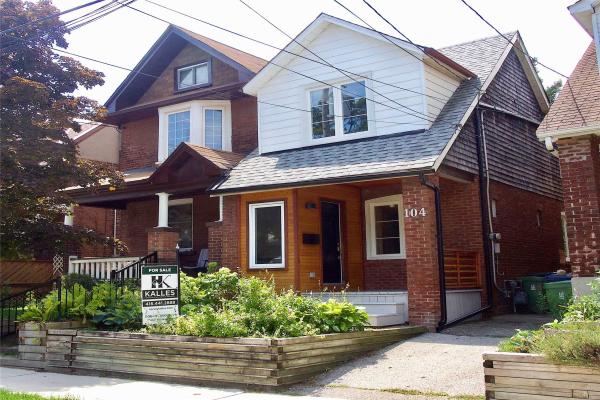 104 Gledhill Ave, Toronto