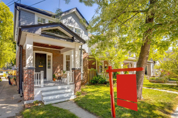 $1,149,000 • 100 Gates Ave , East End-Danforth