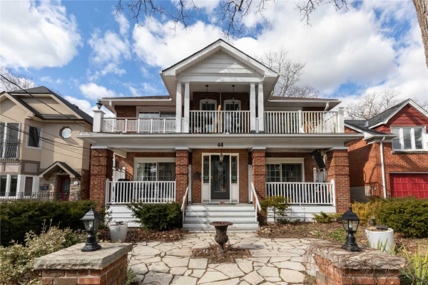 44 Courcelette Rd, Toronto