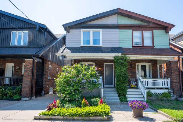 1002 Greenwood Ave, Toronto