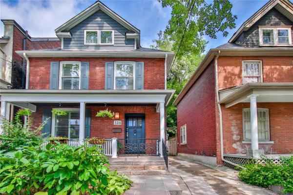 134 Riverdale Ave, Toronto
