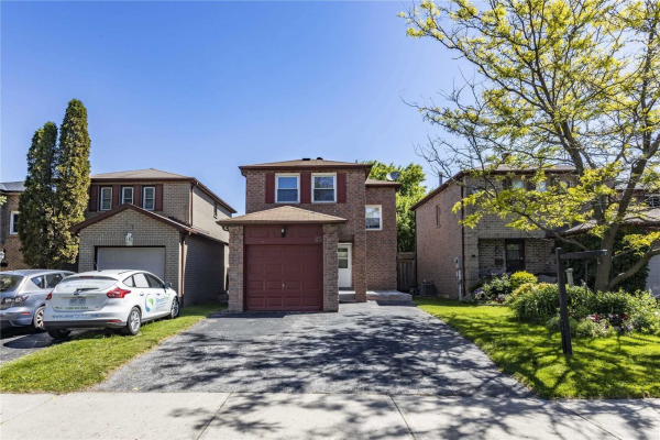 45 Delaney Dr, Ajax