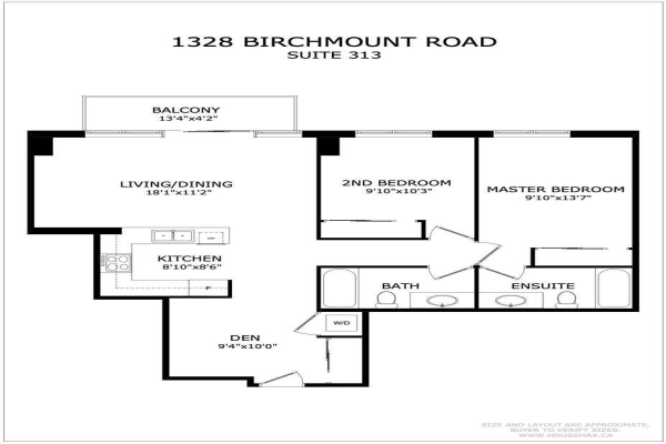 1328 Birchmount Rd, Toronto
