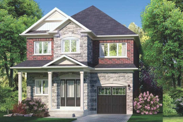 Lot 8 Frank Wheeler Ave, Clarington